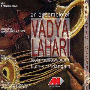 An Ensemble Of Violin, Nadaswaram, Flute & Mridangam