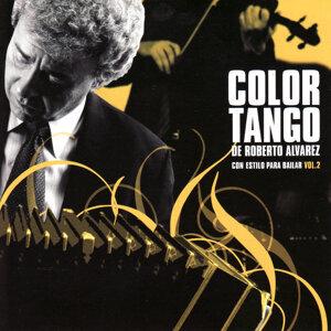 Color Tango de Roberto Alvarez con Estilo Para Bailar Vol. 2