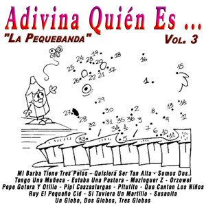 Adivina Quién Es...: Vol.3