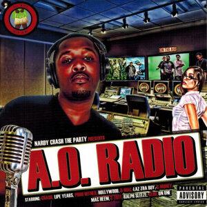 Nardy Crash The Party Presents: A.O. Radio