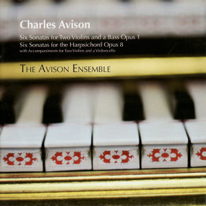 Trio Sonatas, Op. 1 & Keyboard Sonatas, Op. 8