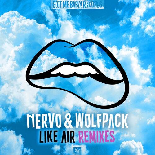 Like Air - Remixes