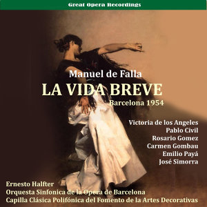 Falla: La vida breve (The Brief Life) [1954]