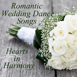 Romantic Wedding Dance Songs:  Hearts in Harmony