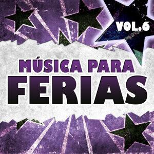 Música Para Ferias: Vol.6