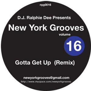 Gotta get Up - Ralphie Dee Rmx