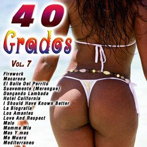 40 Grados: Vol.7