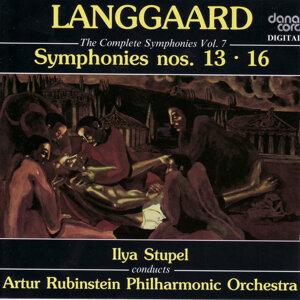 Rued Langgaard: The Complete Symphonies Vol. 7 - Symphonies nos. 13 & 16
