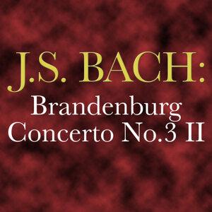 Brandenburg Concerto No. 3: II