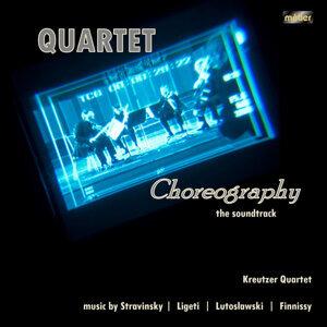 Quartet Choreography- The Soundtrack