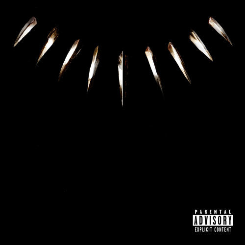 Black Panther The Album Music From And Inspired By (黑豹電影原聲帶)