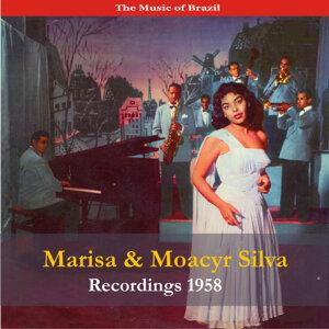 The Music of Brazil / Marisa & Moacyr Silva / Recordings 1958