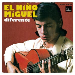 El Niño Miguel Diferente - Reissue
