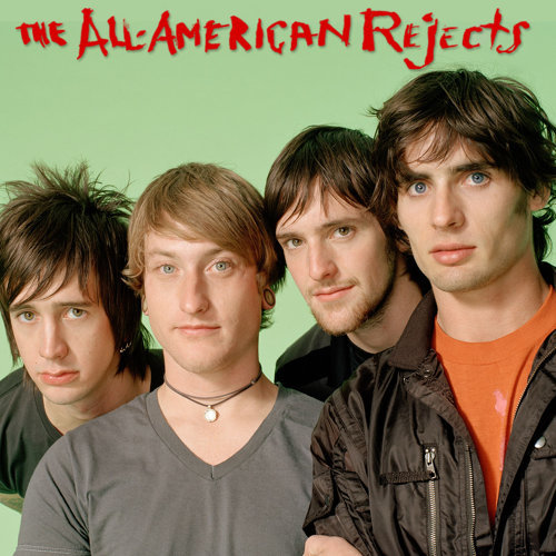 the all american rejects 歴代の人気曲 kkbox