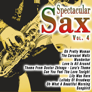 Espectacular Sax Vol.4