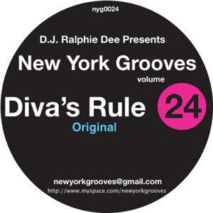 Diva's Rule - Brian Mason remix