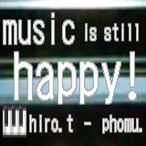 music is still happy!