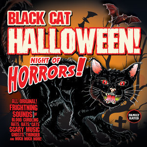 BLACK CAT HALLOWEEN!-Night of Horrors!
