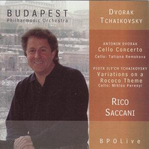 Dvořák - Cello Concerto & Tchaikovsky - Rococo Variations