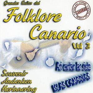 Grande Éxitos Folklore Canario Vol. 3