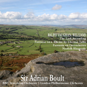 Vaughan Williams: The Lark Acending, Etc.