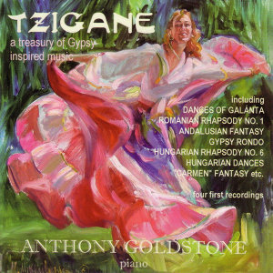 Tzigane - A Treasury Of Gypsy Inspired Music