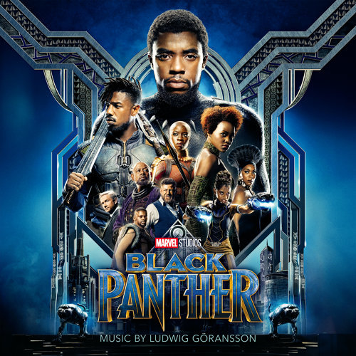 Black Panther (黑豹電影原聲帶) - Original Score
