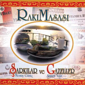 Rakı Masası-Şarkılar Ve Gazeller CD 1