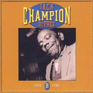 Champion Jack Dupree: CD B- 1941-1945