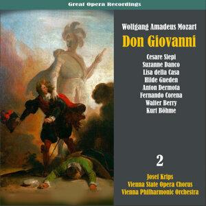 Mozart: Don Giovanni [1955], Vol. 2