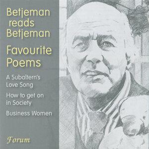 Betjeman reads Betjeman - Favourite Poems