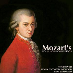 Mozart's Four Horn Concertos