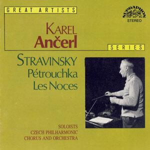 Stravinsky: Pétrouchka - Les Noces