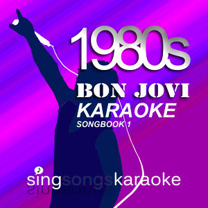 The Bon Jovi 1980s Karaoke Songbook
