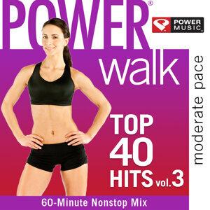 SHAPE Walk - Top 40 Hits Vol. 3 (60 Min Non-Stop Moderate Pace Workout Mix [128-132 BPM])