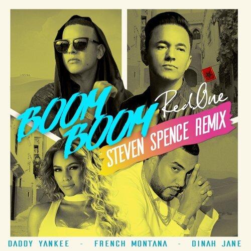 Boom Boom - Steven Spence Remix