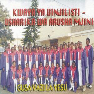 Gusa Vazi La Yesu