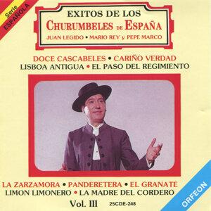 Exito De Los Churumbeles De España Vol. III