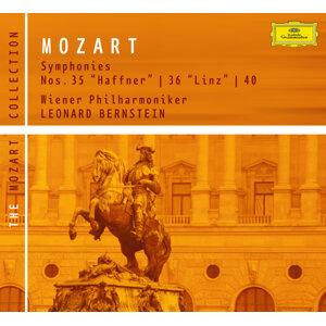 Mozart: Symphonies Nos.35, 36 & 40