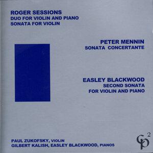 Roger Sessions/Peter Mennin/Easley Blackwood