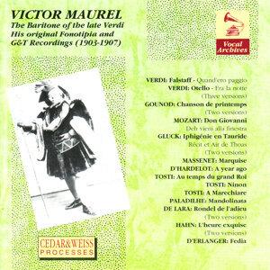 The Baritone of the Late Verdi
