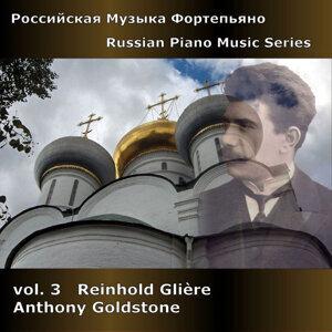 Russian Piano Music, Vol. 3