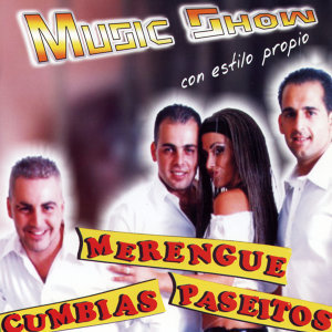 Merengue, Cumbias, Paseitos