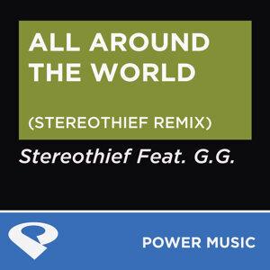 All Around the World - Single