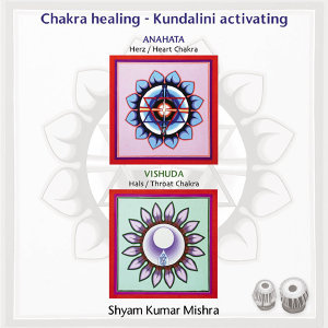 Chakra Healing-Kundalini Activating Cd3