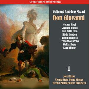 Mozart: Don Giovanni [1955], Vol. 1
