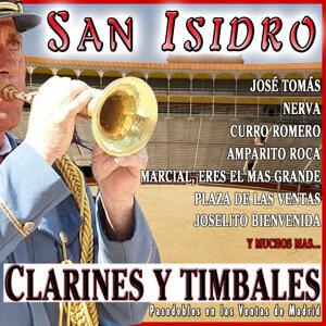 Clarines y Timbales. San Isidro, Pasodobles en las Ventas de Madrid
