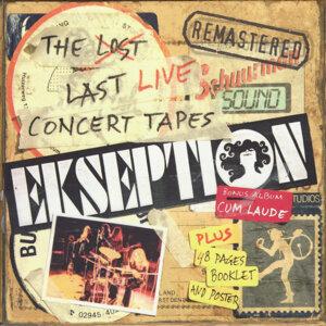 Ekseption - The Last Live Concert Tapes / Cum Laude