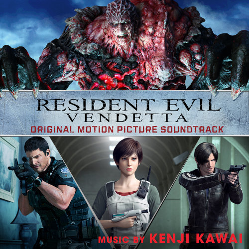 Resident Evil: Vendetta (Original Motion Picture Soundtrack)