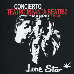 Concierto Teatro Infanta Beatriz, Madrid 1968